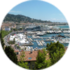 Cannes sea view